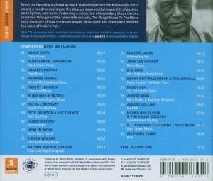 Rough Guide To The Blues