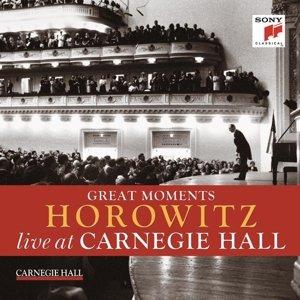Great Moments of Vladimir Horowitz live at Carnegi