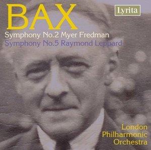 Bax:Sinfonien 2+5