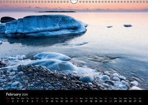 Places of beauty (Wall Calendar 2015 DIN A3 Landscape)