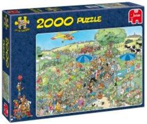Die Wanderung - 2000 Teile