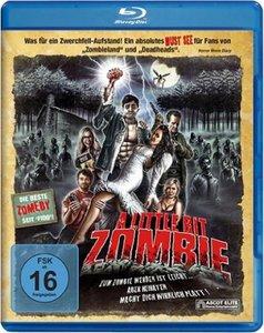 A little bit Zombie-Blu-ray Disc
