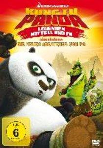Kung Fu Panda - Legenden mit Fell und Fu: Die neuen Abenteuer vo