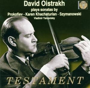 Violinsonaten op.94/op.1/op.