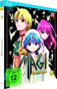 Magi - The Kingdom of Magic 04