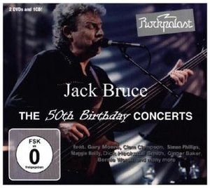 Rockpalast:The 50th Birthday Concerts