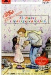 Rolf und seine Freunde. 12 Bunte Liedergeschichten. DVD-Video