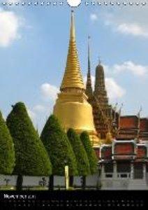 The Grand Palace Bangkok (Wall Calendar 2015 DIN A4 Portrait)