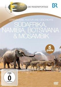 BR Fernweh: Südafrika, Namibia, Botswana & Mosambik