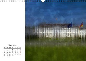 Digital-Art BERLIN (UK - Version) (Wall Calendar 2015 DIN A3 Lan