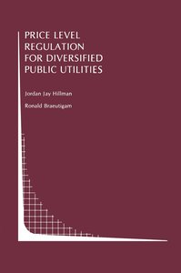 Price Level Regulation for Diversified Public Utilities