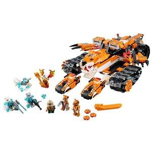Lego 70224 - Legends of Chima: Mobile Kommandozentrale der Tiger
