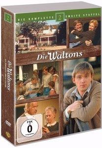 Die Waltons - Die komplette 2. Staffel