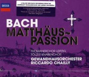 Matthäus-Passion (Gesamtaufnahme)