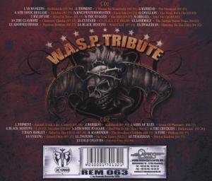 Wasp Tribute-The Crimson Covers