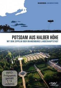 Potsdam aus halber Höhe