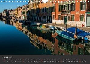 Couleurs de Venise (Calendrier mural 2015 DIN A4 horizontal)