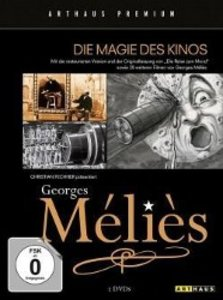 Georges Melies - Die Magie des Kinos. Arthaus Premium