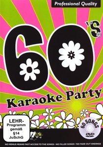 Zoom Karaoke DVD 60s