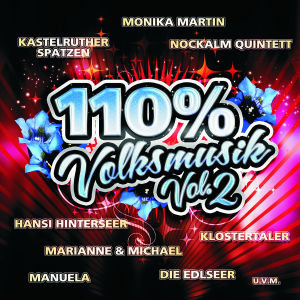 110% Volksmusik-Vol.2