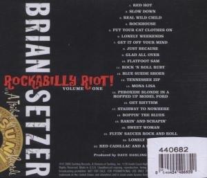 Rockabilly Riot Vol.1: A Tribute To Sun