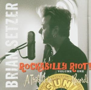 Rockabilly Riot Vol.1: A Tribute To Sun