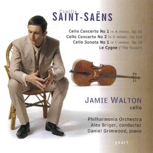 Saint-Saens:Cello Concertos