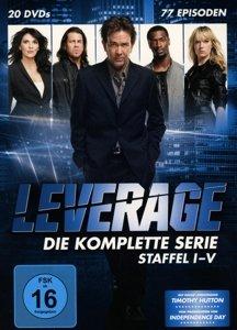 Leverage - Die komplette Serie