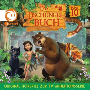 10: Das Dschungelbuch-Orig.Hörspiel Zur TV-Serie