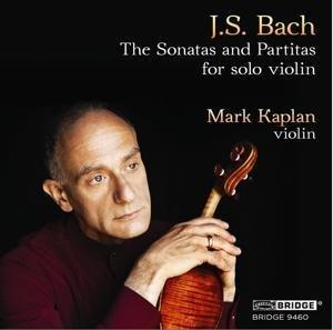 The Sonatas And Partitas For Solo Violin