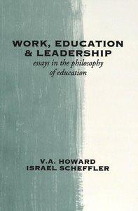 Work, Education & Leadership