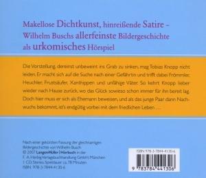 Wilhelm Busch: Die Knopp Trilogie