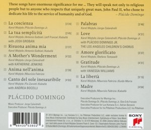 Amore Infinito - Songs Inspired by the Poems of Jo