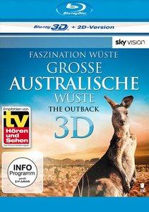 Faszination Wüste - Grosse Australische Wüste 3D: The Outback