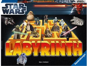 Ravensburger 26590 - Star Wars: Labyrinth