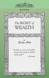 The Secret of Wealth