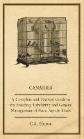Canaries - A Complete and Practical Guide to the Breeding, Exhib - zum Schließen ins Bild klicken