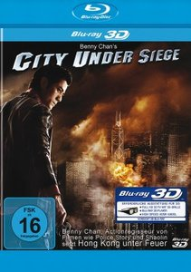 City Under Siege-Real 3D-Blu-ray Disc