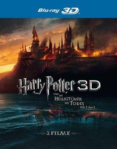 Harry Potter und die Heiligtümer des Todes: Teil 1 + 2 3D