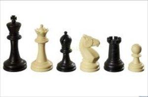 Philos 2013 - Nerva, KH 83 mm, Schachfiguren, Kunststoff