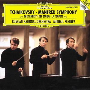 Manfred-Sinfonie/Der Sturm