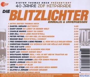 Die Blitzlichter-Das beste aus 40 Jahren Hitparade