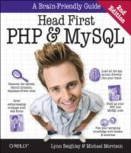 Head First PHP & MySQL, 2. Ed.