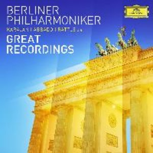 Berliner Philharmoniker-Great Recordings