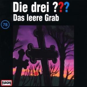 Die drei ??? 078. Das leere Grab. (drei Fragezeichen). CD