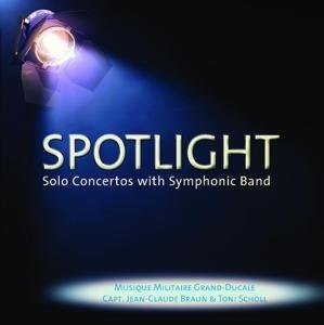 Spotlight-Solo Concertos with Symphonic Band