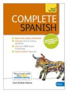 Complete Spanish Book & CD Pack: Teach Yourself