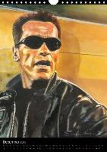 Arnold Schwarzenegger / UK-Version (Wall Calendar 2015 DIN A4 Po