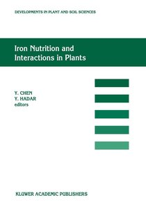 Iron Nutrition and Interactions in Plants