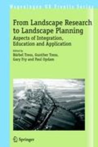 From Landscape Research to Landscape Planning